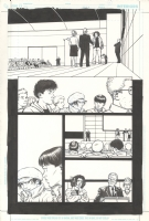 A.D.D. Adolescent Demo Division Issue GN Page 39 Comic Art