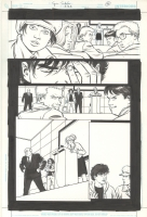 A.D.D. Adolescent Demo Division Issue GN Page 42 Comic Art