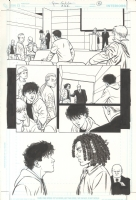 A.D.D. Adolescent Demo Division Issue GN Page 44 Comic Art
