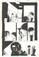 A.D.D. Adolescent Demo Division Issue GN Page 45 Comic Art