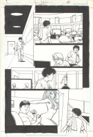 A.D.D. Adolescent Demo Division Issue GN Page 47 Comic Art