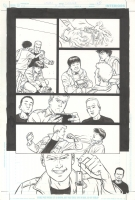 A.D.D. Adolescent Demo Division Issue GN Page 49 Comic Art