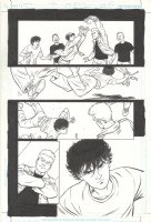 A.D.D. Adolescent Demo Division Issue GN Page 50 Comic Art