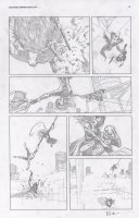 Amazing Spider-Man Issue 634 Page 12 Comic Art