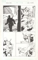 Deadpool Cable Issue 26 Page 16 Comic Art
