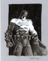 Batman Sketch Comic Art
