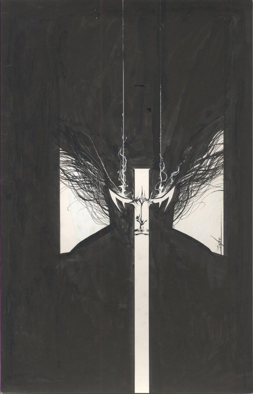 Jae Lee Hellshock Cover Art and Namor 26 Art