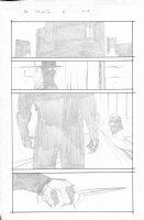 Dark Tower The Gunslinger Born Unpublished Issue 06 Page 10 Comic Art