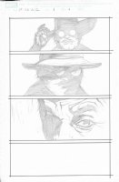 Dark Tower The Gunslinger Born Unpublished Issue 06 Page 11 Comic Art
