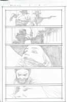 Dark Tower The Gunslinger Born Unpublished Issue 06 Page 16 Comic Art