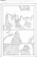 Dark Tower The Gunslinger Born Unpublished Issue 06 Page 21 Comic Art