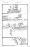 Dark Tower The Gunslinger Born Unpublished Issue 07 Page 17 Comic Art
