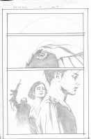 Dark Tower The Gunslinger Born Unpublished Issue 07 Page 21 Comic Art