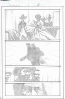 Dark Tower The Gunslinger Born Unpublished Issue 07 Page 26 Comic Art