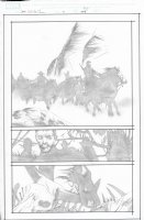 Dark Tower The Gunslinger Born Unpublished Issue 07 Page 27 Comic Art