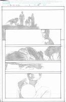 Dark Tower The Gunslinger Born Unpublished Issue 07 Page 32 Comic Art
