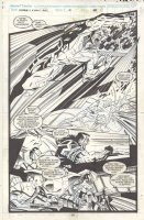 Uncanny X-Men Annual Issue 16 Page 23 Comic Art