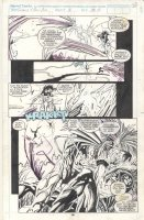 Uncanny X-Men Annual Issue 16 Page 26 Comic Art