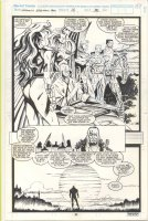 Uncanny X-Men Annual Issue 16 Page 42 Comic Art