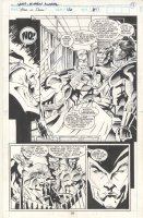 Uncanny X-Men Annual Issue 16 Page 53 Comic Art