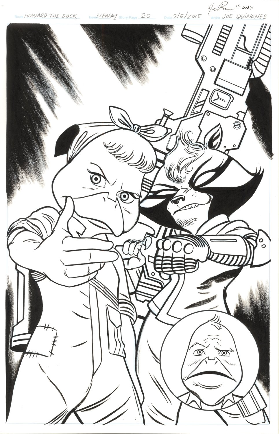 Howard The Duck 5th series