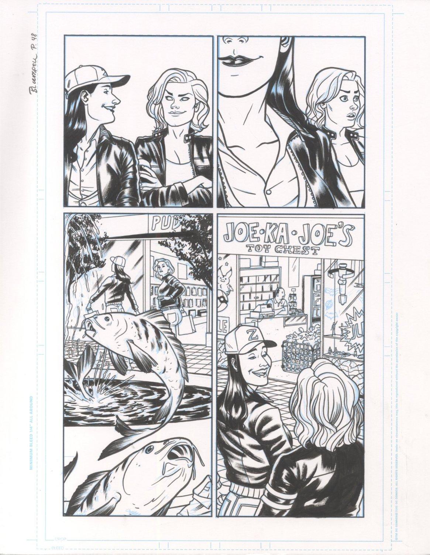 Black Canary and Zatanna Bloodspell HC