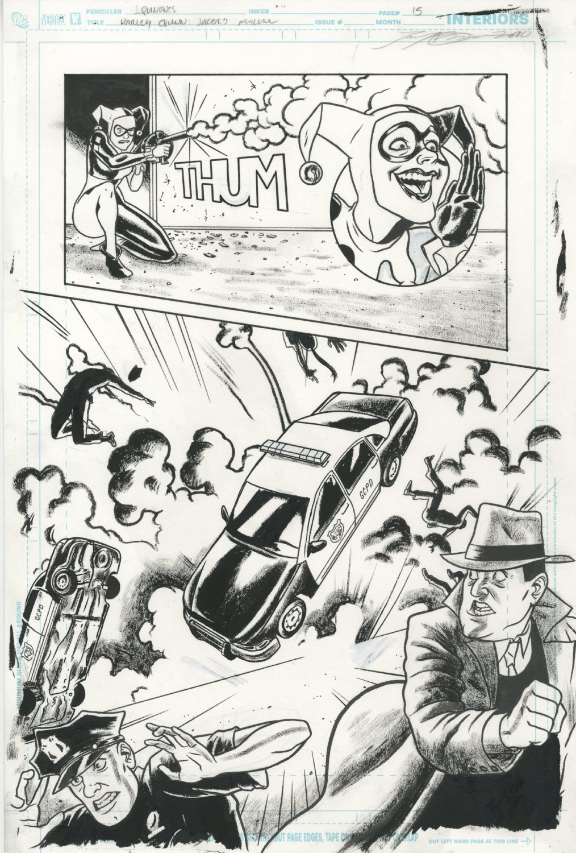 The Joker's Asylum II Harley Quinn