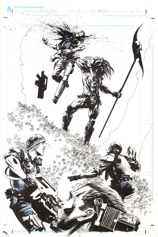 Predator Life and Death