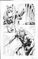 X-O Manowar Issue 15 Page 18 Comic Art