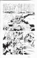X-O Manowar Issue 15 Page 21 Comic Art