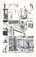 Ninjak Issue 03 Page 02 Comic Art