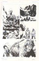 Ninjak Issue 04 Page 02 Comic Art