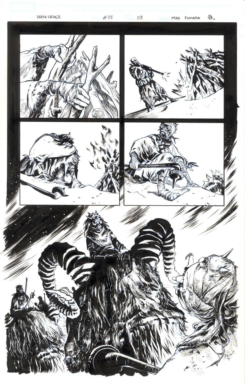 Darth Vader (Back-up Story)