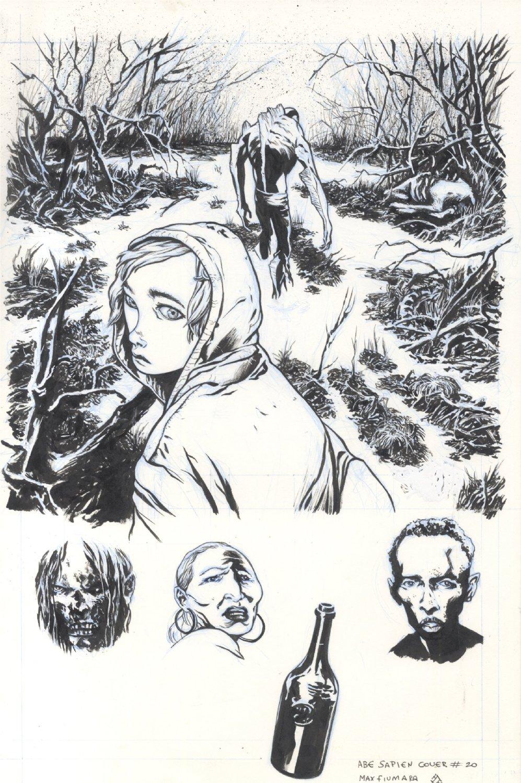 Abe Sapien Cover