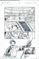 Doctor Star & Kingdom of Lost Tomorrows Issue 01 Page 10 Comic Art