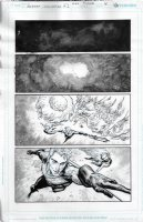 Aquaman Annual Crownspire Issue 01 Page 01 Comic Art