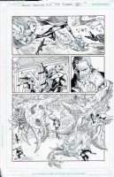 Aquaman Annual Crownspire Issue 01 Page 10 Comic Art