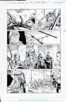 Aquaman Annual Crownspire Issue 01 Page 11 Comic Art
