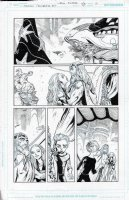 Aquaman Annual Crownspire Issue 01 Page 15 Comic Art