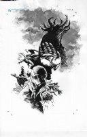 Abe Sapien The Secret Fire TPB Cover Issue 07 Page Vol Comic Art