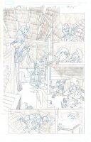 Civil War II Kingpin Issue 01 Page 01 Comic Art