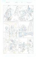 Civil War II Kingpin Issue 01 Page 05 Comic Art
