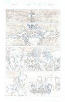 Civil War II Kingpin Issue 01 Page 06 Comic Art