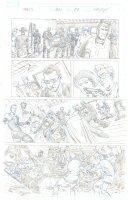 Civil War II Kingpin Issue 01 Page 07 Comic Art