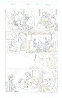 Civil War II Kingpin Issue 01 Page 09 Comic Art