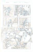 Civil War II Kingpin Issue 01 Page 10 Comic Art