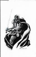Darth Vader Commission Comic Art