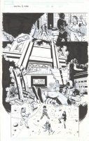 Deadpool Issue 900 Page 06 Comic Art