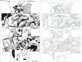 Deadpool Kills The Marvel Universe Again Issue 02 Page 09 Comic Art