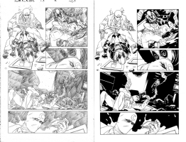 Deadpool Kills The Marvel Universe Again Issue 03 Page 16 Comic Art